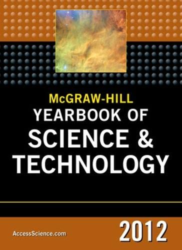 9780071774031: McGraw-Hill Yearbook of Science & Technology 2012 (Science Reference)
