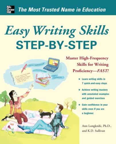 9780071774512: Easy Writing Skills Step-by-Step (Study Guide)
