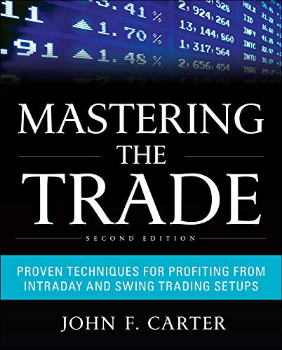 9780071775144: Mastering the Trade, Second Edition: Proven Techniques for Profiting from Intraday and Swing Trading Setups