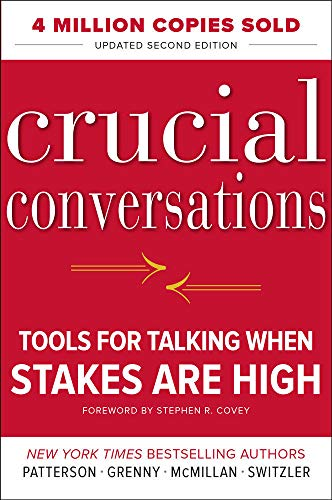 9780071775304: Crucial Conversations: Tools for Talking When Stakes Are High, Second Edition (Business Books)