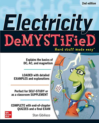 9780071775342: Electricity Demystified, Second Edition