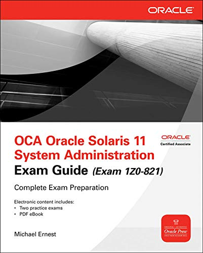 9780071775748: OCA Oracle Solaris 11 System Administration Exam Guide (Exam 1Z0-821) (Oracle Press)