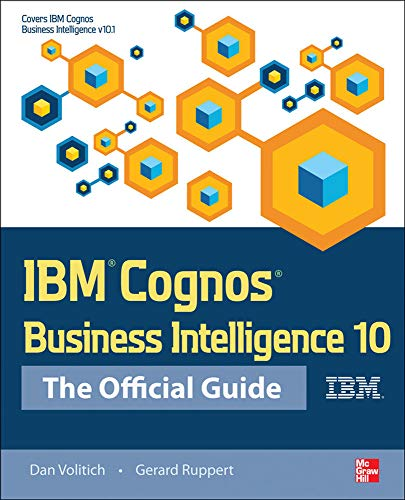 9780071775939: IBM Cognos Business Intelligence 10: The Official Guide