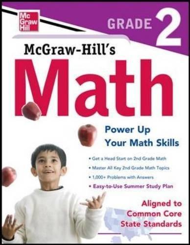 9780071775984: McGraw-Hill Math Grade 2