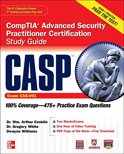 9780071776202: CASP CompTIA Advanced Security Practitioner Certification Study Guide (Exam CAS-001) (Certification Press)