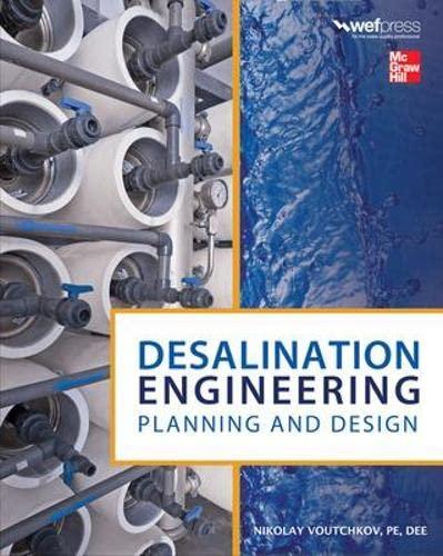 9780071777155: Desalination Engineering: Planning and Design
