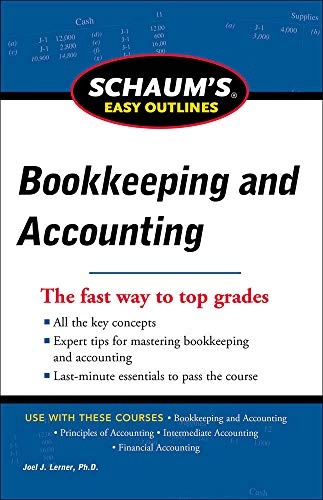 9780071779753: Schaum's Easy Outline of Bookkeeping and Accounting, Revised Edition (Schaum's Easy Outlines)