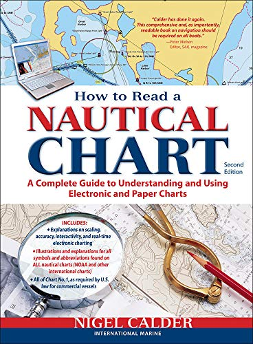 9780071779821: How to Read a Nautical Chart, 2nd Edition (Includes ALL of Chart #1): A Complete Guide to Using and Understanding Electronic and Paper Charts (International Marine-RMP)