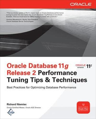 9780071780261: Oracle database 11g release 2 performance tuning tips (Informatica)