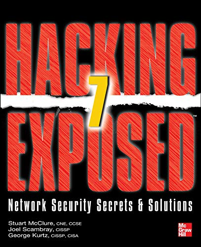 9780071780285: Hacking exposed 7 network security secrets and solution
