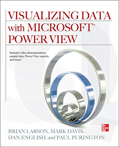 9780071780827: Visualizing Data with Microsoft Power View