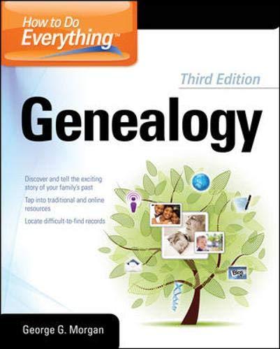 9780071780841: How to Do Everything Genealogy 3/E