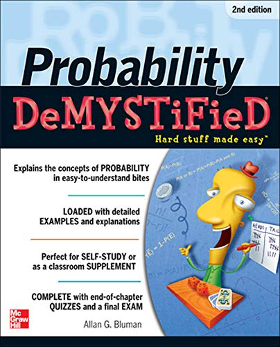 9780071780971: Probability Demystified 2/E