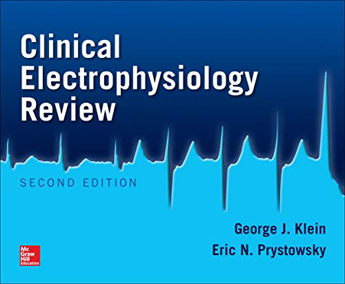 9780071781060: Clinical Electrophysiology Review, Second Edition
