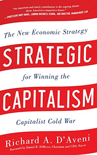 9780071781169: Strategic Capitalism: The New Economic Strategy for Winning the Capitalist Cold War