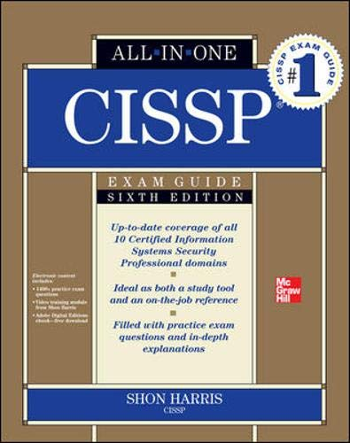 9780071781749: CISSP all-in-one exam guide. Con CD-ROM (Informatica)