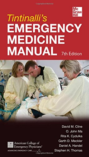 9780071781848: Tintinalli's Emergency Medicine Manual 7/E (Emergency Medicine (Tintinalli))