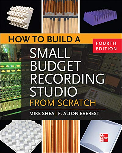 9780071782715: How to Build a Small Budget Recording Studio from Scratch 4/E