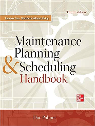 9780071784115: Maintenance Planning and Scheduling Handbook