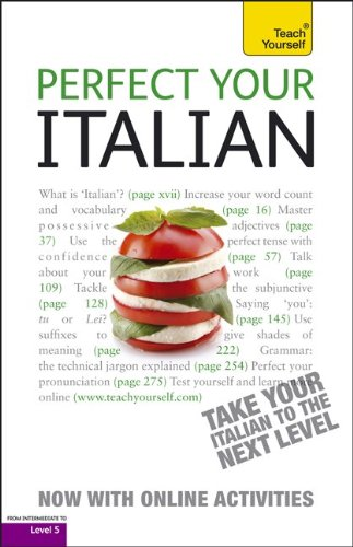 9780071784511: Perfect Your Italian (Teach Yourself: Language)
