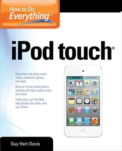 9780071785181: How to Do Everything iPod Touch