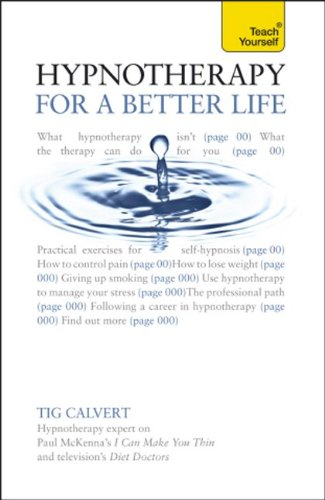 9780071785297: Hypnotherapy for a Better Life (Teach Yourself: Relationships & Self-Help)