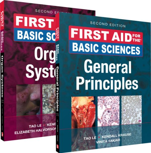9780071785747: First Aid Basic Sciences 2/E (VALUE PACK) (First Aid USMLE)