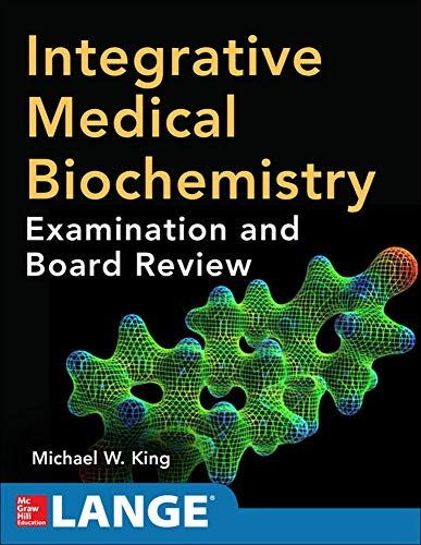 9780071786126: Integrative Medical Biochemistry: Examination and Board Review (Medical/Denistry)