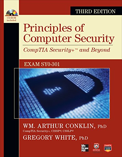 9780071786195: Principles of Computer Security: CompTIA Security+ and Beyond [With CDROM] (Official Comptia Guide)