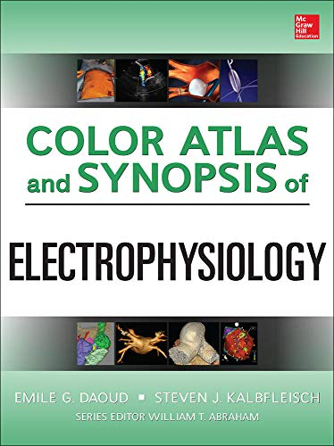 9780071786263: Color Atlas and Synopsis of Electrophysiology