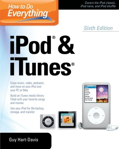 9780071786744: How to Do Everything iPod and iTunes 6/E