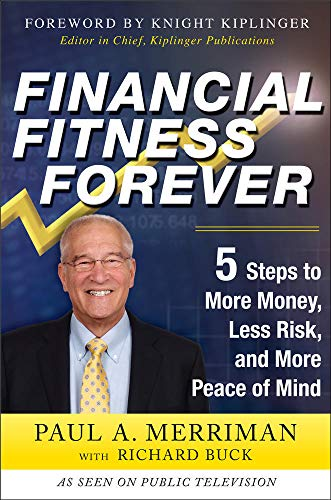9780071786980: Financial Fitness Forever:  5 Steps to More Money, Less Risk, and More Peace of Mind