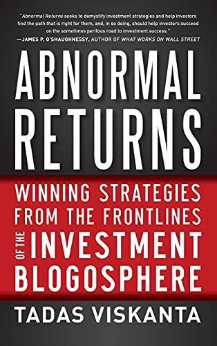 9780071787109: Abnormal Returns: Winning Strategies from the Frontlines of the Investment Blogosphere