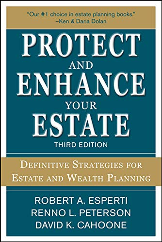 9780071787895: Protect and Enhance Your Estate: Definitive Strategies for Estate and Wealth Planning 3/E (Personal Finance & Investment)