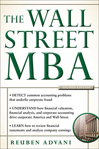 9780071788311: The Wall Street MBA, Second Edition (Business Books)