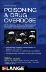 9780071788427: Lange Poisoning Drug Overdose