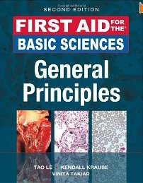 9780071788458: First Aid for Basic Sciences: General Principles 2E