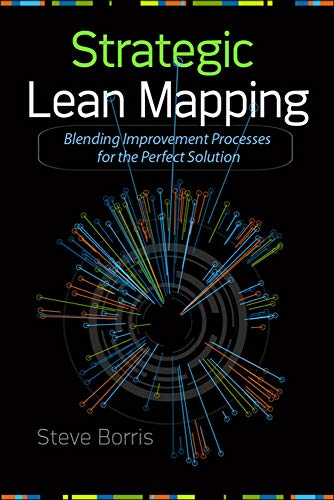 9780071788557: Strategic Lean Mapping (Mechanical Engineering)