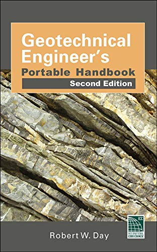 9780071789714: Geotechnical Engineers Portable Handbook, Second Edition (Mechanical Engineering)