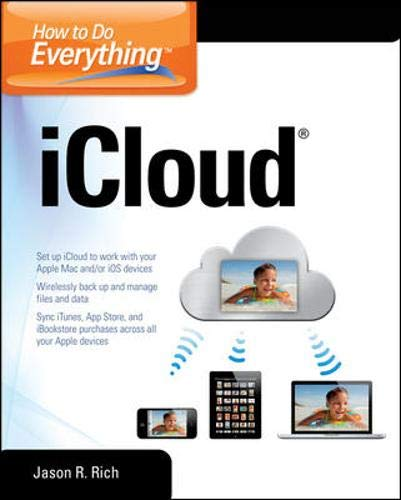 9780071790178: How to Do Everything iCloud
