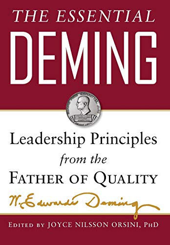 9780071790222: The Essential Deming: Leadership Principles from the Father of Quality