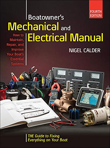 9780071790338: Boatowners Mechanical and Electrical Manual 4/E