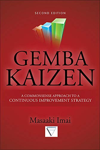 9780071790352: Gemba Kaizen: A Commonsense Approach to a continuous improvement strategy