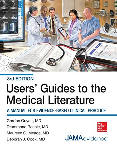 9780071790710: Users' Guides to the Medical Literature: A Manual for Evidence-Based Clinical Practice, 3E (Medical/Denistry)