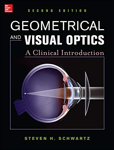9780071790826: Geometrical and Visual Optics, Second Edition