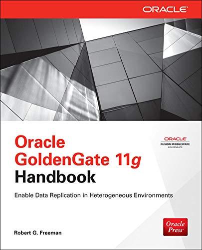 9780071790888: Oracle GoldenGate 11g Handbook