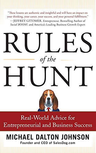 9780071791380: Rules of the Hunt: Real-World Advice for Entrepreneurial and Business Success