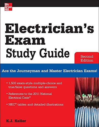 9780071792042: Electrician's Exam Study Guide 2/E