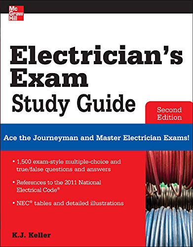 9780071792042: Electrician's Exam Study Guide