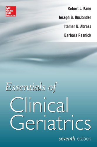 9780071792189: Essentials of Clinical Geriatrics 7/E (Lange Essentials)